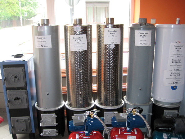 Baltimore Water Heaters
